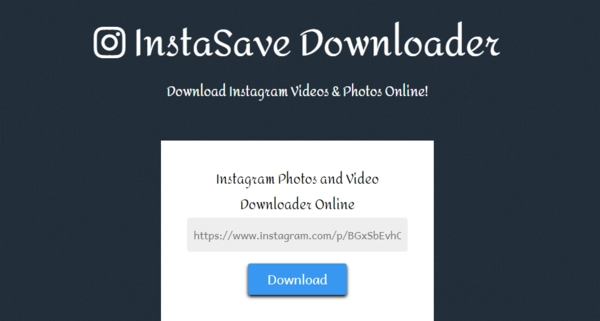 Downloadgram | Download Instagram photo, video Online